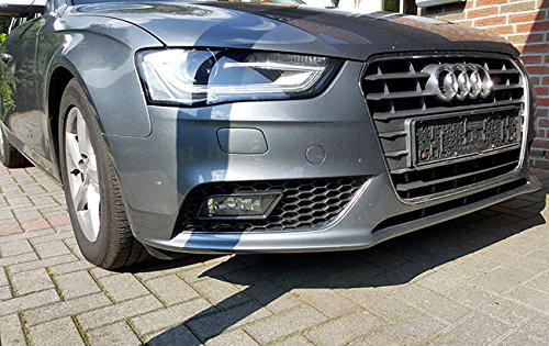 OriginalEuro RS4 Style Honeycomb HEX MESH Fog Light for sale  Delivered anywhere in USA