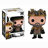 XuBa Game of Thrones Renly Baratheon Action Figure Doll Toy Decoration Halloween