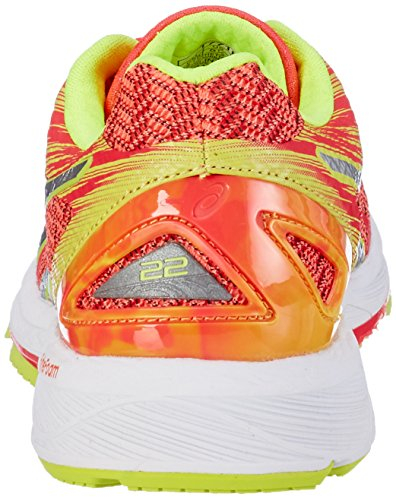 Donna Gel Diva NC Safety Yellow Rosa Asics DS Sneakers 22 Silver Trainer Pink xS8Y4nAq