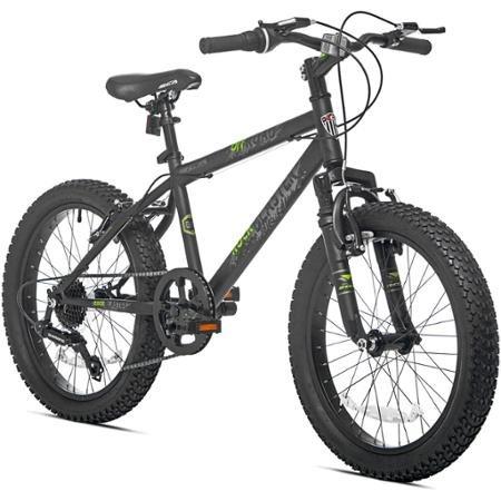 20 Boys Bca Rock Blaster Fat Tire Mountain Bike Shimano Twist