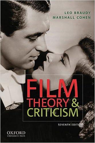 Amazon Com Film Theory And Criticism 9780195365627 Braudy Leo Cohen Marshall Books