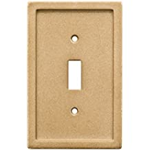 Franklin Brass W30351-365-C Faux Stone Wall Plate/Switch Plate/Cover