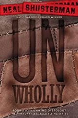 UnWholly (Volume 2) (Unwind Dystology) Paperback