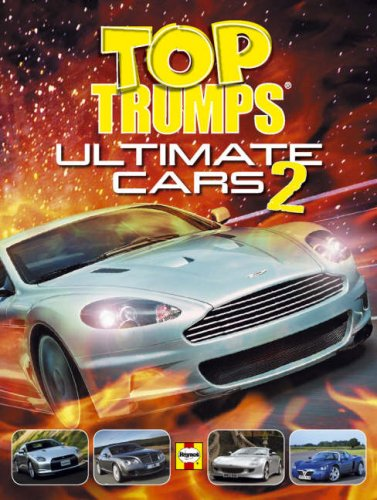 Ultimate Cars 2 (Top Trumps) pdf epub