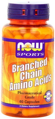 Branch Chain Amino BCAA 800mg Foods