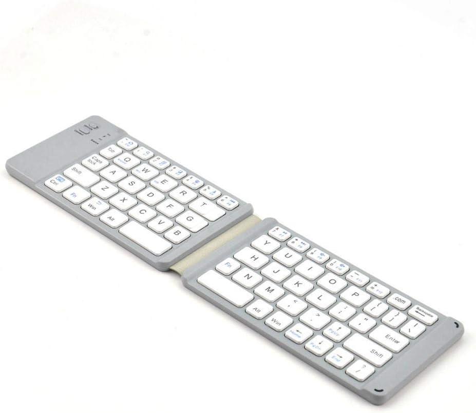 Teclado Plegable inalámbrico Bluetooth Creative Ins Luz de ...