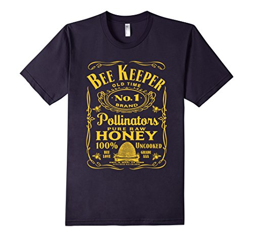 Beekeeper T-Shirt Old Time Honey