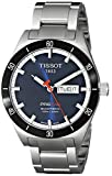 Tissot Men's T0444302104100 PRS 516 Blue Dial Stainless Steel Watch