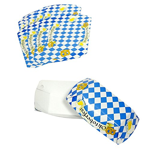 12 Oktoberfest Party Serving Trays 7