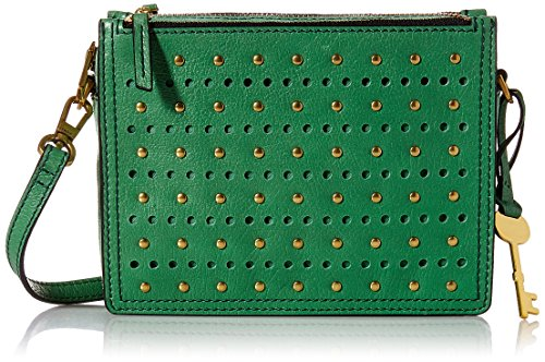 - Fossil CAMPBELL CROSSBODY BAG, Spring Green