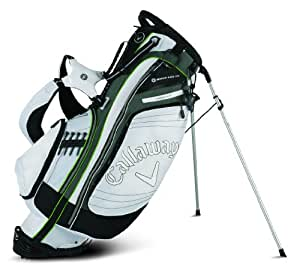 Callaway Hyper Lite 4.5 Stand Bag, White