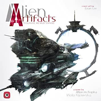 Portal games Alien Artrifacts