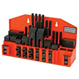 Vertex, Clamping Kit, 52 pcs, Slot 9/16 inches, Stud 1/2 inches, CK-104A, 1003-011
