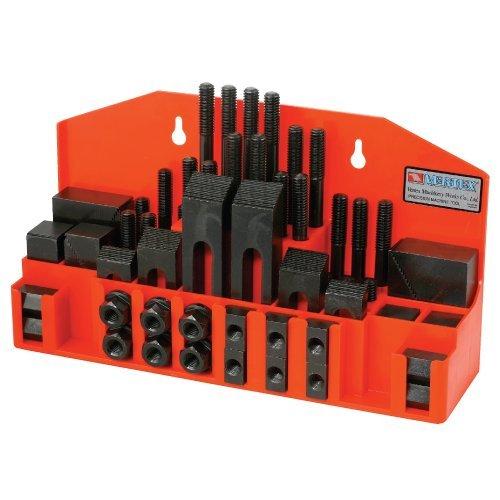 Vertex, Clamping Kit, 52 pcs, Slot 14 mm, Stud M12, CK-12A, 1003-003