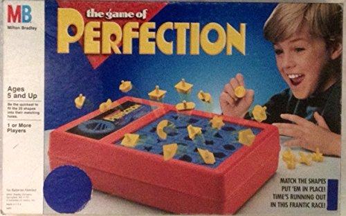 032244040603 - Hasbro Perfection Board Game 25 pieces carousel main 0