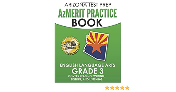 picture regarding Azmerit Printable Practice Test known as ARIZONA Consider PREP AzMERIT Train E-book English Language