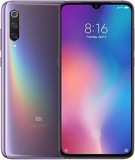 Xiaomi 9, Smartphone (2340 x 1080 Pixeles, 6GB, 64GB, 48 MP), USB ...