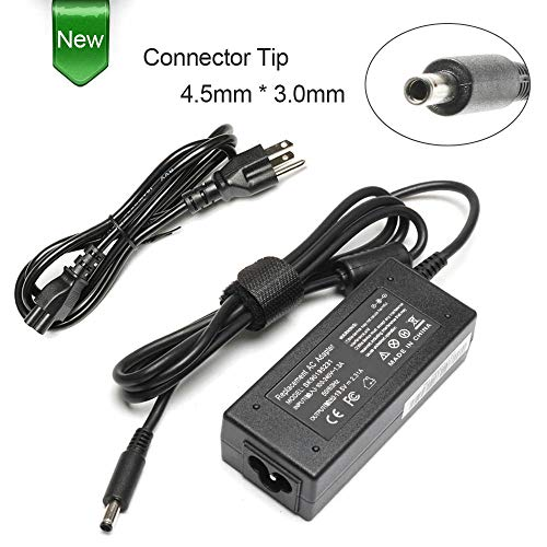 45W Laptop Charger LA45NM140 HK45NM140 HA45NM140 KXTTW AC Adapter Replacement for Dell Inspiron 15 3000 Series 15-3552 Notebook Pc Power Cord- ()