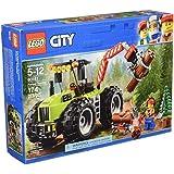 LEGO City  Trator Florestal 60181