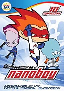 Nanoboy: Adventures of World's Smallest Superhero [Import]