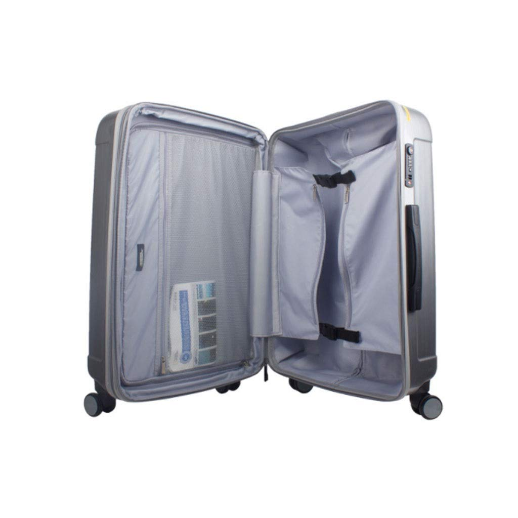 Roller Cases Bag Luggage Suitcase Luggage Universal Wheel Boarding ABS+PC Business Trolley Case Children Suitcase Air Box 20 Inch 56 cm Hand Luggage suitcases Laptop Accessories Size : 20 inch 36x24x56CM