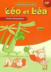 Léo et Léa CP : Guide pédagogique, Programme 2008