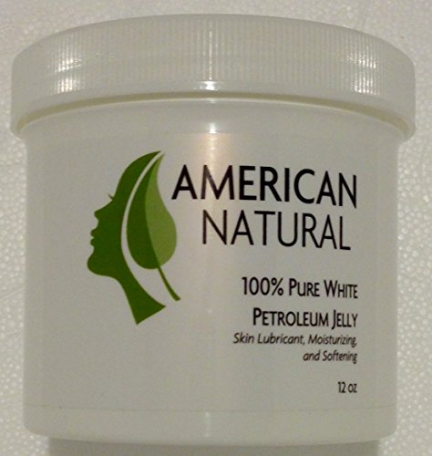(100% Pure White Petroleum Jelly)