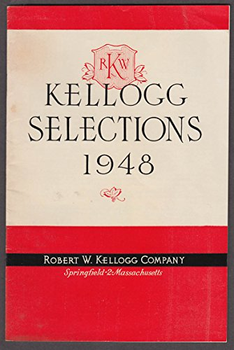 Robert W Kellogg Catalog 1948 novelties gadgets household