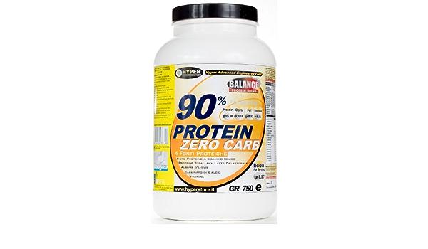 1500 gr 90% de proteínas Zero Carb, de liberación gradual, 4 ...