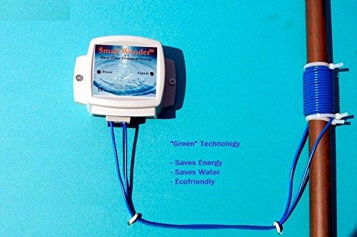 (Scalewatcher Small Wonder hard water treatment unit)