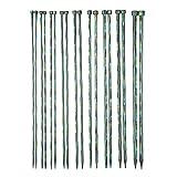 "Knit Picks 10"" Caspian Wood Straight Knitting Needles"