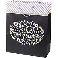 Hallmark Extra Large Birthday Gift Bag (Birthday Girl)