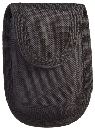 Pager Nylon (Uncle Mike's Sentinel Molded Nylon Pager/Glove Pouch, Black)