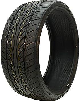 Season Radial Tire-P295//25R22 97W Lexani LX-Twenty All
