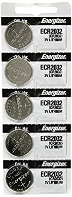 Energizer 2032 Battery CR2032 Lithium 3v