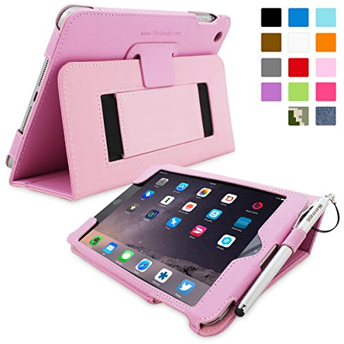 iPad Mini Case Snugg Leather