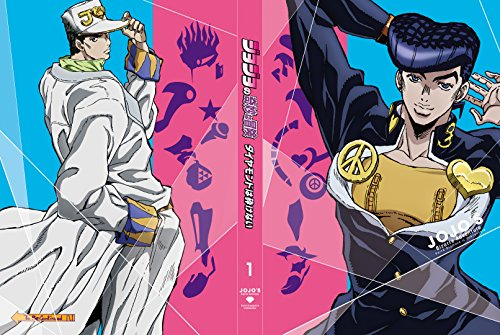 JoJo's Bizarre Adventure Diamond is Unbreakable Vol. 1 < First specification Version > Blu-ray (event Tickets (Day), A Priority Purchase Application Raffle Tickets with)