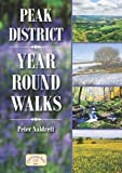 Book Cover for Peak District Year Round Walks