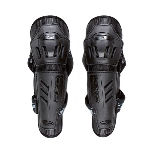 AXO Elbow Cups Men's Elbow Guard Off-Road Motorcycle Body Armor - Black / Medium/Large by AXO
