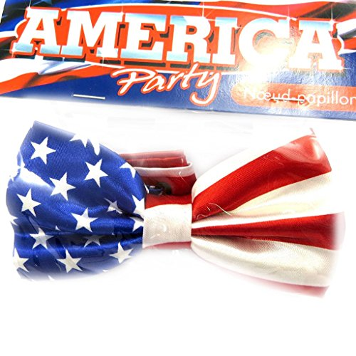 Bow tie 'America' . (La Reine Des Neiges Costume)