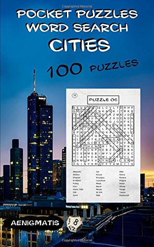 Pocket Puzzles - Word Search Cities