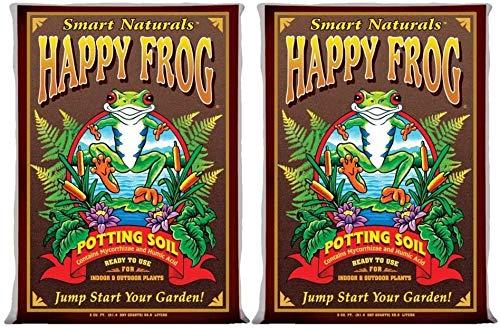 Fox Farm FX14047-2PK FOXFARM FX14047 pH Adjusted Happy Frog Organic