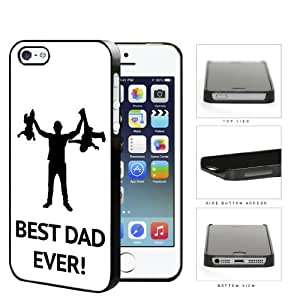 Best Dad Ever! Hard Snap On cell Phone Case Cover iPhone 5 5s