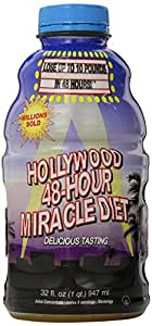 Hollywood 48-Hour Miracle Diet , 32 Oz.