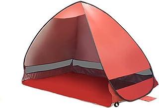 Binglinghua Pop Up Portable Plage Auvent Soleil UV Abat-jour Abri Camping en plein air Tente de pêche café