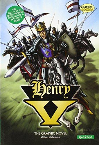 The 7 best henry v graphic novel