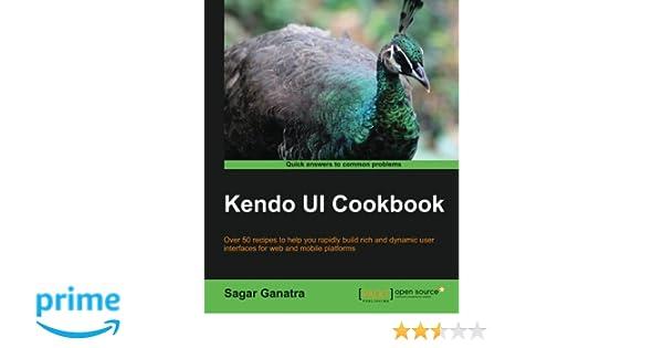 Kendo Ui Cookbook Pdf