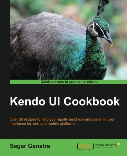 Kendo UI Cookbook by Packt Publishing - ebooks Account