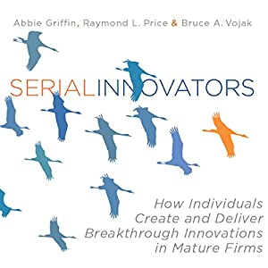 Serial Innovators Hörbuch