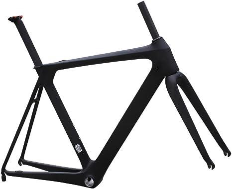 ICAN Completo Carbono Aero Cuadro Bicicleta de Carretera BB86 ...